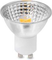 YWXLight GU10 COB lamp 5WLED lamp Cup 110V 220V Spotlight (kleur: 220V grootte: + warm wit)