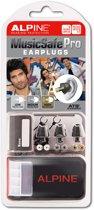 Alpine MusicSafe Pro - Muzikanten oordoppen - Gehoorbescherming - Verwisselbare filters - Transparant - 1 paar