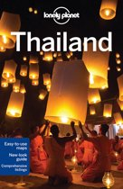 Omslag van 'Lonely Planet Thailand'
