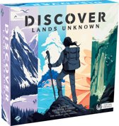 Discover Lands Unknown - Engelstalig Bordspel