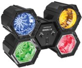 Modulair Lichtorgel - 4 X 47 Leds