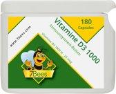 Vitamine D3 1000IE 180 caps