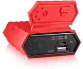 Outdoor Tech Kodiak Rugged Powerbank - Red