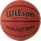 Wilson Solution FIBA - Basketbal - Maat 7 - Oranje