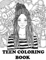 Teen Coloring Book