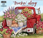 Truckin'Along LANG Kalender 2020