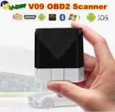 ELM327 V1.5 Auto Diagnostische Scanner Bluetooth 4.0 Auto Code Reader Ondersteuning OBD2 Protocollen