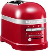 KitchenAid Broodrooster5KMT2204EER - Licht Rood