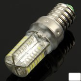 E14 4W 300LM Maïs Gloeilamp, 64 LED SMD 3014, Wit Licht, AC 220V