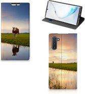 Samsung Galaxy Note 10 Hoesje maken Koe