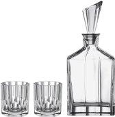 Nachtmann Aspen Whiskyset, 3-delig
