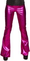 Stk Schlaghosen pink (M stretch)