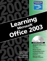 Learning Microsoft Office 2003