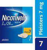 Nicotinell Pleister 7mg - 7 stuks