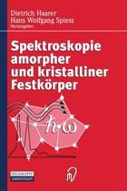 Spektroskopie Amorpher Und Kristalliner Festk rper