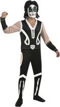 KISS Catman - Kostuum - Maat XL - Zwart