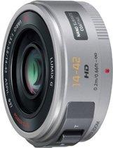 Panasonic 14-42mm - f/3.5-5.6 PowerZoom - groothoek zoomlens - Zilver
