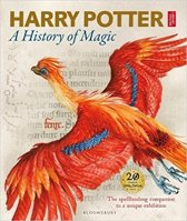Boek cover Harry Potter - A History of Magic van British Library (Hardcover)