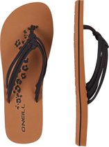 O'Neill Slippers Fw 3 strap disty - Black Out - 36