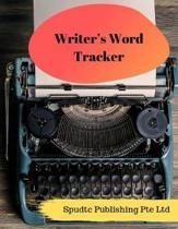 Writer's Word Tracker