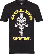 GGTS002 Muscle Joe T-Shirt - Black - XL