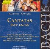Cantatas Bwv122-125(Das Neugeborne