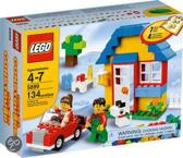 LEGO Bricks & More Huizenbouwset - 5899