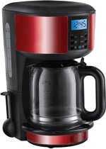 Russell Hobbs Legacy 20682-56 - Koffiezetapparaat -  Rood