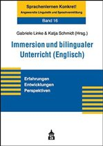 Immersion und bilingualer Unterricht (Englisch)