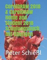 CorelDRAW 2018 & CorelDRAW Home and Student 2018 Schulungsbuch mit bungen