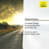 Brahms: Complete Sonatas For Piano & Violin ...