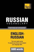 Russian Vocabulary for English Speakers - 5000 Words