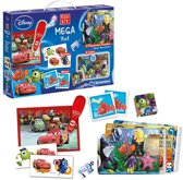 SUPER EDUKIT FOR BOY =CARS NEMO MONSTER