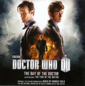 Doctor Who: The Day of the Doctor & The Time of the Doctor