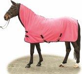 Multifunctionele zweetdeken roze/zwart 185