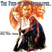 The Four Of The Apocalypse... Silver Saddle