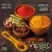 Herbs and Spices Kalender 2020
