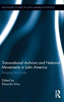 Transnational Activism and National Movements in Latin America