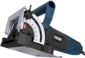 FERM BJM1009 Precisie lamellendeuvelfrees - 900W - Incl. 50 lamellen en opbergkoffer