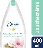 Dove Purely Pampering Pistache & Meiklokjes Douchecrème - 400 ml