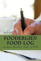 Foodergies! Food Log