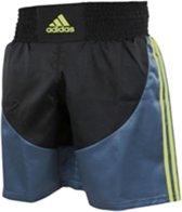 adidas Multi Boxing Short Geel/Zwart Extra Small