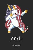 Andi - Notebook