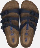 Birkenstock Florida slippers blauw