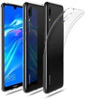 Huawei Y6 2019 Soft TPU case - Transparant