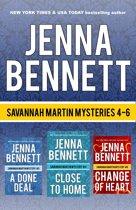 Savannah Martin Mysteries 4-6