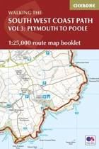South West Coast Path Map Booklet - Vol 3