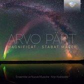 Arvo Pärt: Magnificat/Stabat Mater