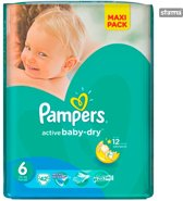 Pampers Active Baby Dry maat 6 - 42st