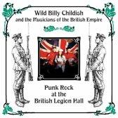 Punk Rock At The British.